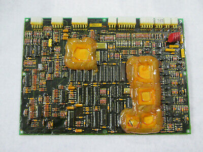Nnb Lincoln Electric G2861-1 Power Wave Control Board