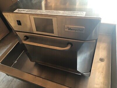 Merrychef Eikon E4 Convection Microwave Rapid Cook Electric Countertop Oven Sub