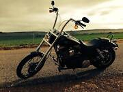 Price Reduced: 2013 FXDWG Harley Davidson Dyna Wide Glide, 3649km Geraldton Geraldton City Preview
