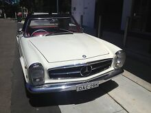 1964 Mercedes-Benz 230 Coupe Sydney City Inner Sydney Preview