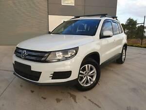 2015 Volkswagen Tiguan - REG   RWC! Coburg North Moreland Area Preview