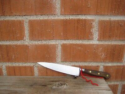 """Used, Vintage 5 3/4"""" Blade * SABATIER K * Acier Forged Small Carbon Chef Knife FRANCE for sale  USA"""