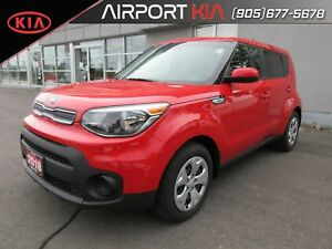 2018 Kia Soul LX / Air condition / Bluetooth / Almost new