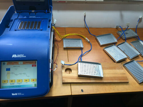 ABI Applied Biosystems Veriti PCR Thermal Cycler 96 and 384well Only Cover Lid