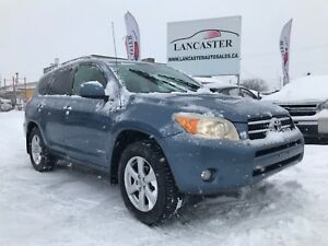 2008 Toyota RAV4 Limited I4 4WD **ONE OWNER**