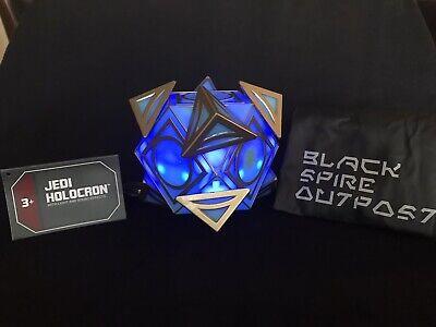 Jedi Holocron Star Wars: Galaxy's Edge Black Spire Outpost Disney Brand New