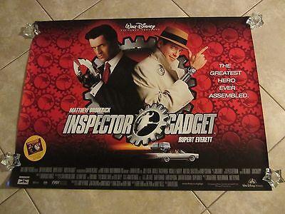 Inspector Gadget movie poster 30 x 40 inches - Matthew Broderick, Rupert Everett
