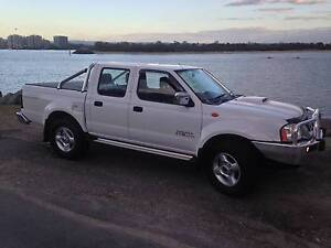 2014 Nissan Navara Ute Coombabah Gold Coast North Preview