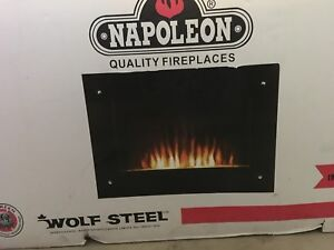 Napoleon Electric Fireplace