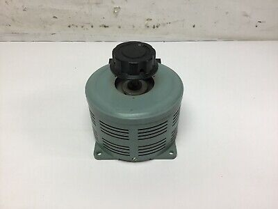 Variac Powerstat 226 Variable Autotransformer 7.50a In 240120 Out 0-280 Tested