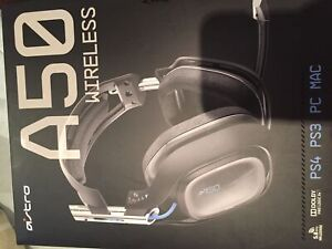 Astro A50 Wireless Headset (PC, PS4)