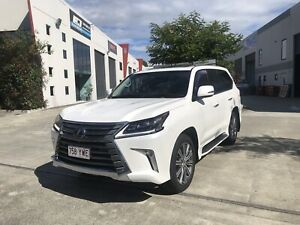 2017 Lexus LX570 Fully Optioned, Immaculate Condition