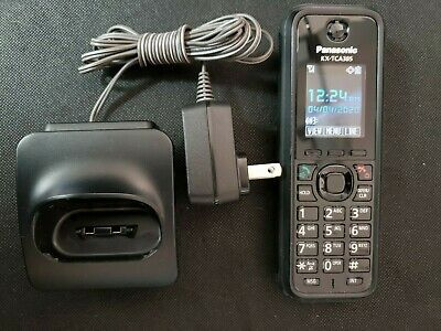 Panasonic Kx-tca385 Dect 6.0 Cellular Wireless Phone Refurbished Escinc.
