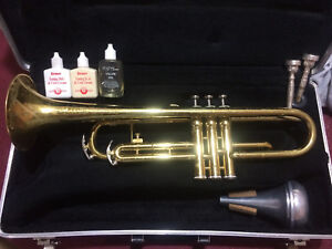 KING 600 TRUMPET FOR SALE 230$