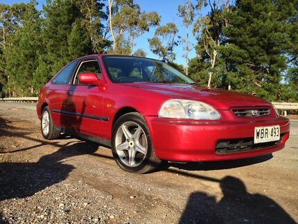 Price drop! Ej8 VTEC $2000 Greenwith Tea Tree Gully Area Preview