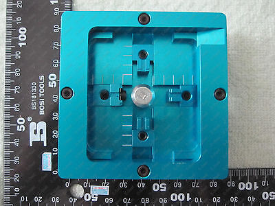 8080 Bga Reball Rework Station Template Stencil Welder Kits A8-2