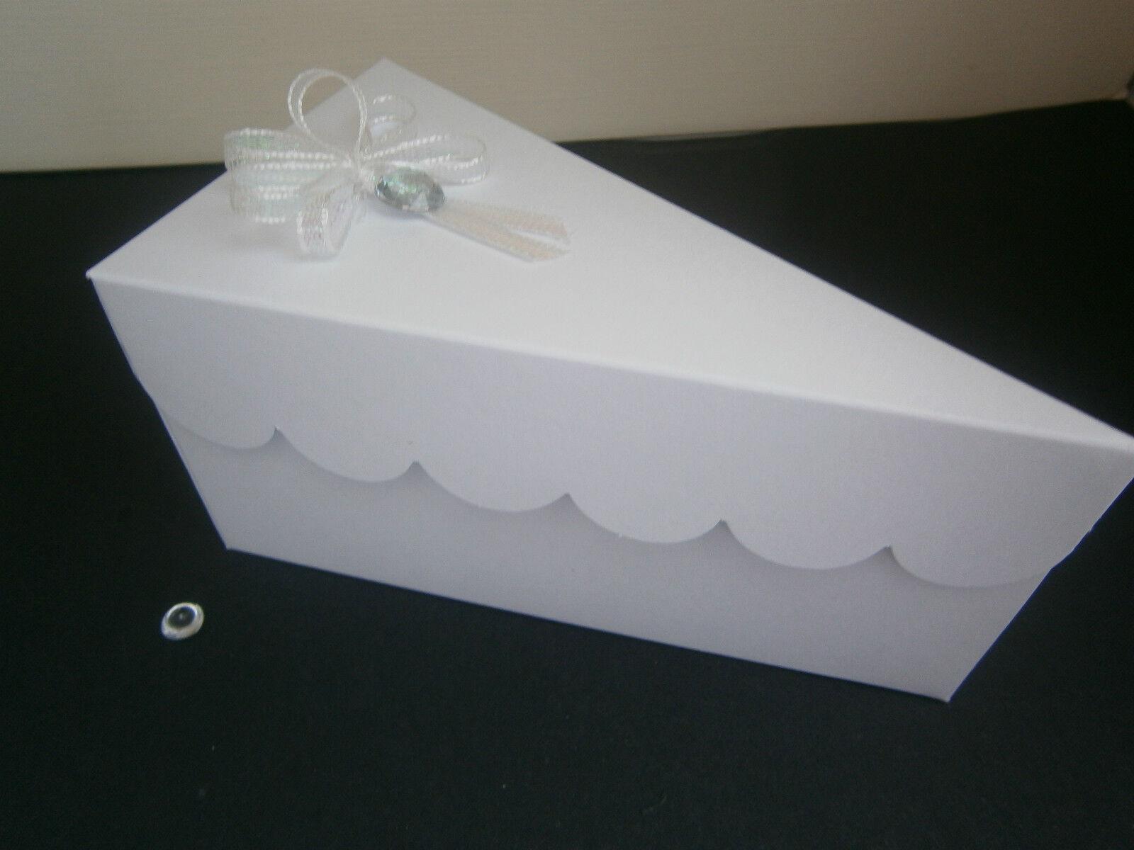 Take Home Cake Slice Boxes