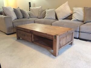 Matching Dining Table & Chairs, Coffee Table and TV Unit