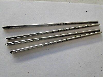 Li Cobalt Chucking Reamer 2.400mm 4fl Straight 1 X 4 Usa Metric