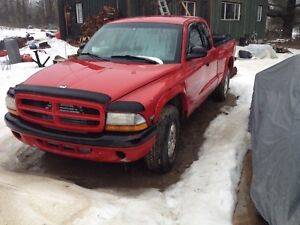 1998 Dodge dakota V6 3.9 Manuel