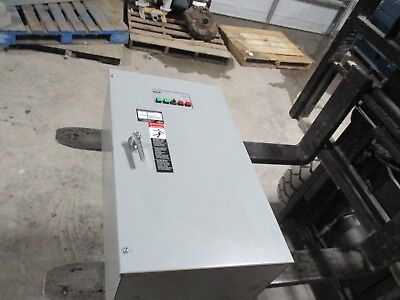 Asco D00386a20100f1xc Non-automatic Transfer Switch Ser. 386 100a 112235k Used