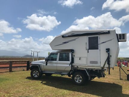 Slide on Camper Innisfail Cassowary Coast Preview