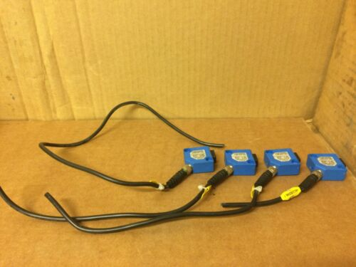 4 Contrinex LHS-3031-303 Compact Photoelectric Sensors Proximity Switches Sitron