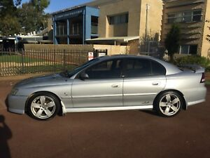 2004 HOLDEN COMMODORE VY II SS V8 AUTOMATIC $4990 ( V8 POWER )