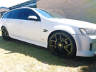 Holden ve ss cammed manual sportwagon
