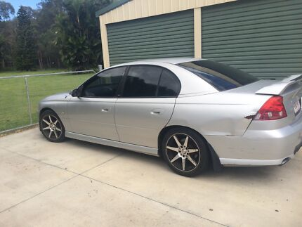 Holden Commodore VZ Wondunna Fraser Coast Preview