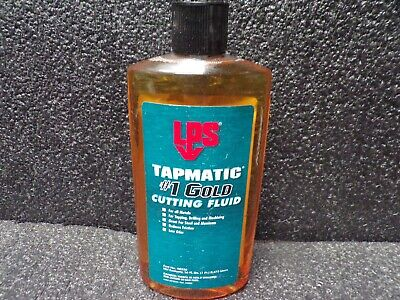 LPS Tapmatic 40320 1 Pint Tapmatic® #1 Gold Cutting Fluid (C)