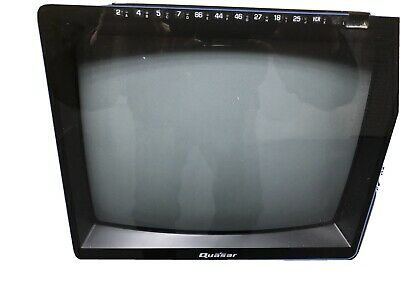 "CRT TV 11"" Color Monitor"