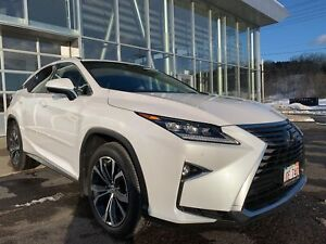 2017 Lexus RX Luxury, Nav, Radar Cruise, BSM