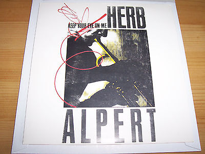 "Herb Alpert - Keep Your On Me - 7 "" Single"