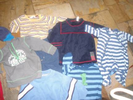 size- 0000 to 1 baby clothes Ingleburn Campbelltown Area Preview