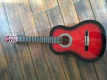 Valencia Classical Guitar - Perfect for beginners Hobart CBD Hobart City Preview