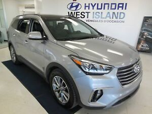 Hyundai Santa Fe XL AWD 3.3L Luxury 7 Passagers