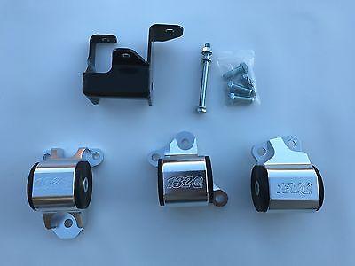 1320 Performance B & D series motor mount 2 bolt driver side billet aluminum EK