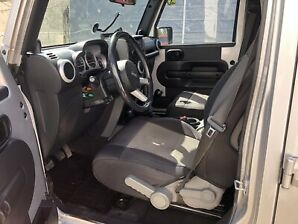 2008 Jeep Wagner Sahara wrangler unlimited