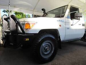 2015 Toyota LandCruiser Ute Cairns Cairns City Preview