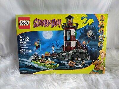 LEGO Scooby-Doo Haunted Lighthouse (75903). New. Factory sealed.