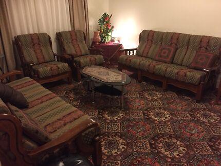 8 seater lounge
