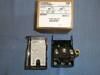 69jf6y Air Compressor Pressure Switch 80-100psi Furnashubbell New