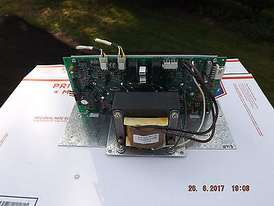 Simplex Fire Alarm 562-907 Amplifier Board Power Limit Monitor Wtransformer