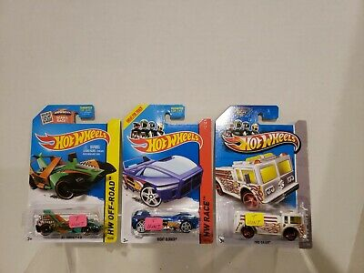 Hot Wheels Treasure Hunt Lot Of 3 *FREE SHIPPING* #4