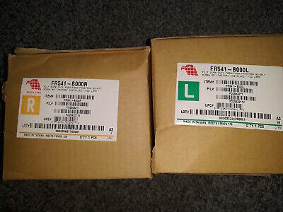 Fog Lights Pair Set for 05-07 Ford F250/350/450 Super Duty Pickup Left & Right