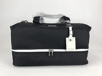 Tumi Lexus Crafted Line Limited Edition Framed Duffel Ballistic Nylon Travel Bag