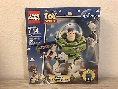 LEGO Toy Story Construct-a-Buzz Lightyear # 7592 - NEW