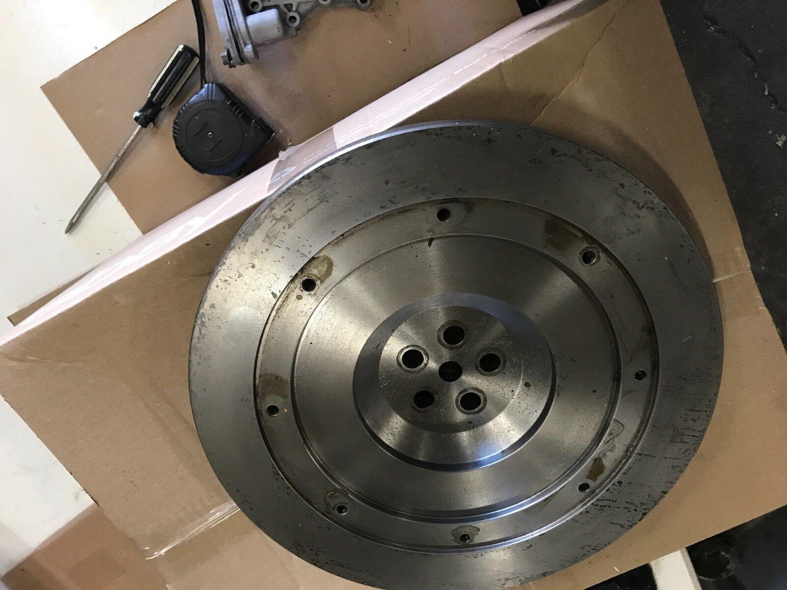 Westerbeke Generator Flywheel fits 6.0 BTD 50hz - 8.0 BTD 60hz diesel gen sets.