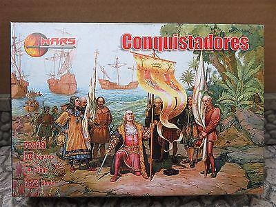 Mars 72019 , 1/72 Conquistadores